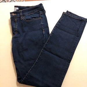 J. Crew Stretch Skinny Jeans Size 28